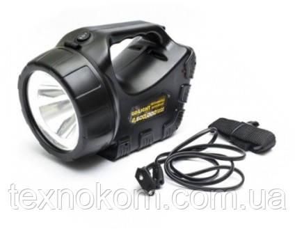 Фонарь светодиодный  рыбацкий GD-LIGHT GD-3401HP