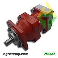Аксиально-поршневой гидромотор Г15-21