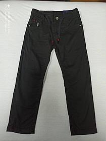 Джинсы подростковые модные чёрного цвета для мальчика. Размеры 116.122.128.134.140.146.152.158.164 рост.