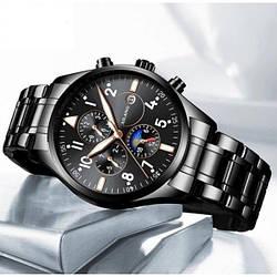 Чоловічі наручні годинники Ailang Connect