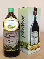 Сок Вита Нони 100%, VitaNONI® organic, Коста-Рика, 1л