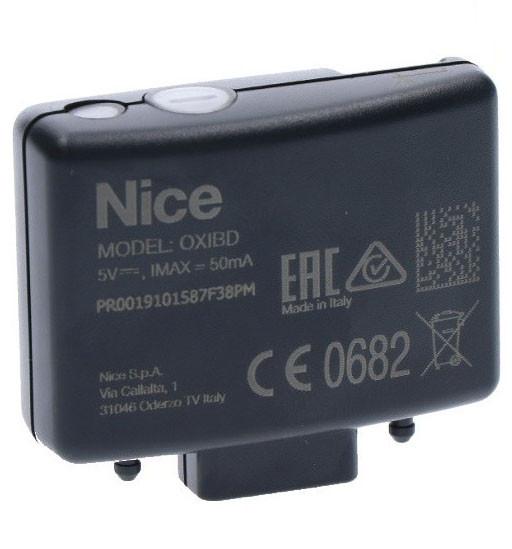 Приймач NICE OXIBD 4-х канальний