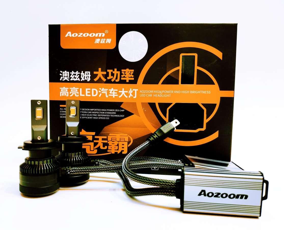 Автолампы LED светодиодные Aozoom L8 Н7 90Вт Canbus 7600Лм 12В
