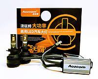 Автолампы LED светодиодные Aozoom L8 Н7 90Вт Canbus 7600Лм 12В, фото 1