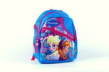 Рюкзак детский 'Frozen', Холодное сердце L 35x25x13см