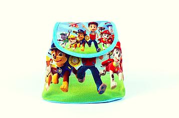 Рюкзак-мешок детский Disney Щенячий патруль 22x22x12 см