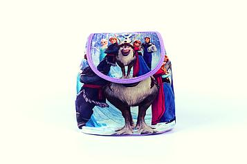 Рюкзак-мешок детский 'Frozen', Холодное сердце 22x22x12 см