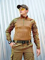 Убакс боевая рубашка CoolPass antistatic койот