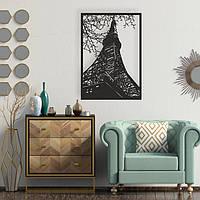 Декоративное панно Эйфелева башня