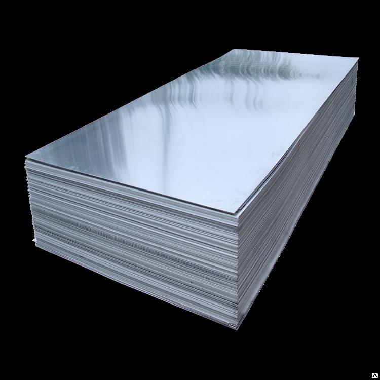 Лист алюмінієвий 1,5 (1,5х3), марка алюмінію АД0Н, Довжина: 2,5 м