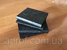Лопатки графитовые (50х42х5 мм) для доильного аппарата Велес-7, комплект - 4 шт