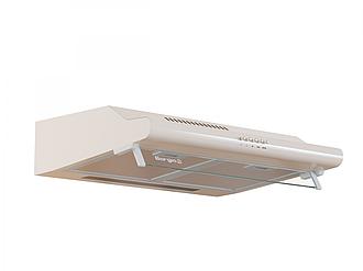 Кухонна витяжка Borgio BHW плоска 500 мм (п'ять кольорів) Бежевий