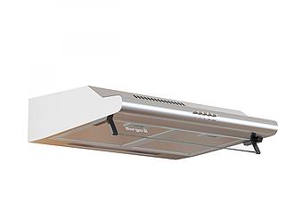 Кухонна витяжка Borgio BHW плоска 500 мм (п'ять кольорів) Нержавіюча сталь
