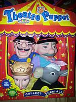 Набор кукольного таетра из 4 героев