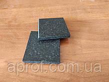 Лопатки графитовые (45х50х5,0 мм) для доильного аппарата Буренка, Березка, комплект - 2 шт