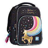 Рюкзак S-78 Unicorn чорний Yes