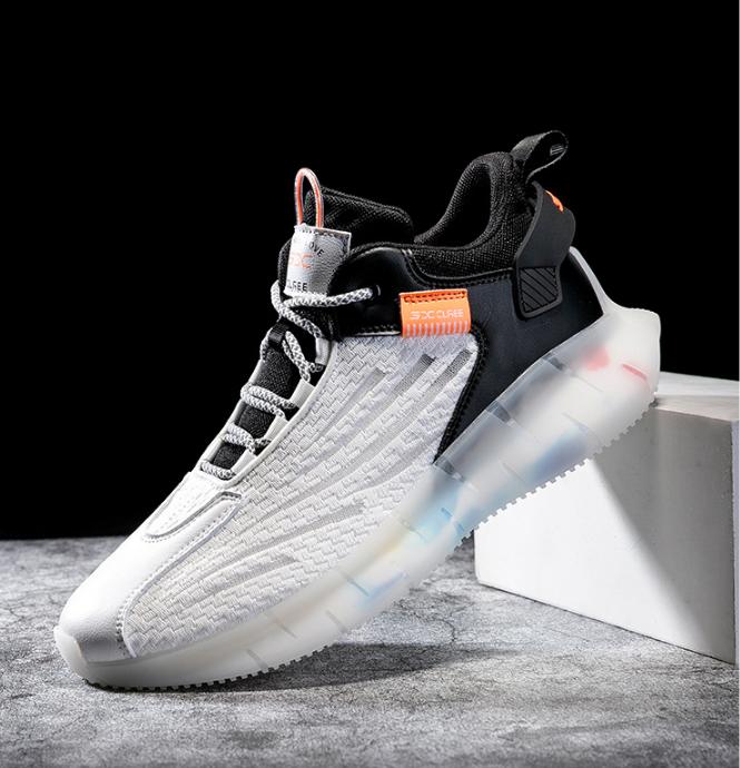 Кросівки білі 3X Claee