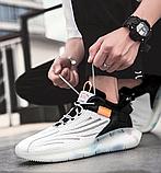 Кросівки білі 3X Claee, фото 2