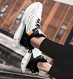 Кросівки білі 3X Claee, фото 4