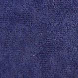 Стул Банкетный Хилтон золото металлокаркас сидение мягкое синее, фото 7