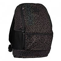 Рюкзак R-08 Mosaic чорний Yes