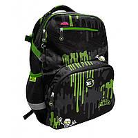 Рюкзак T-117 Zombie чорний Yes