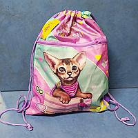 Сумка для взуття Kitty_Cat 43*31,5см. Kidis