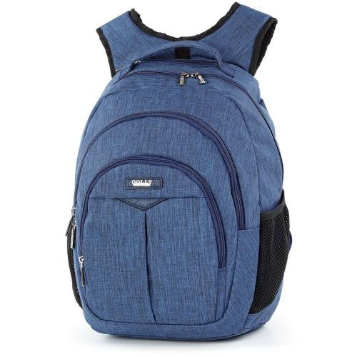 Школьный тканевый рюкзак Dolly 375 для мальчика 30*40*20 см