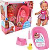 Іграшка Лялька-Пупс з ванною і аксесуарами (98413)