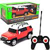 Игрушка машина автопром на радиоуправлении Тойота Toyota FJ Cruiser Красный (8811)
