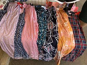 Брюки женские хлопок с лайкрой расцветка горох,цвета в ассортименте, фото 2