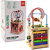 Игрушка развивающая куб для детей Fun Game, 3+ (95003)