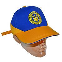 Бейсболка кепка герб с орнаментом