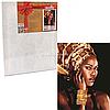 Картина за номерами Ідейка «Чарівний погляд» 50x40 см (КНО4747)