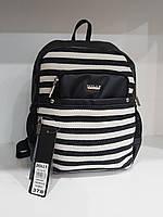 Міський рюкзак Dolly 378 смугастий 24*30*15 см