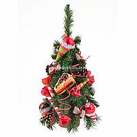 Искусственная елка Yes! Fun Сладкая с украшениями Зеленая 0,45 м (904297)