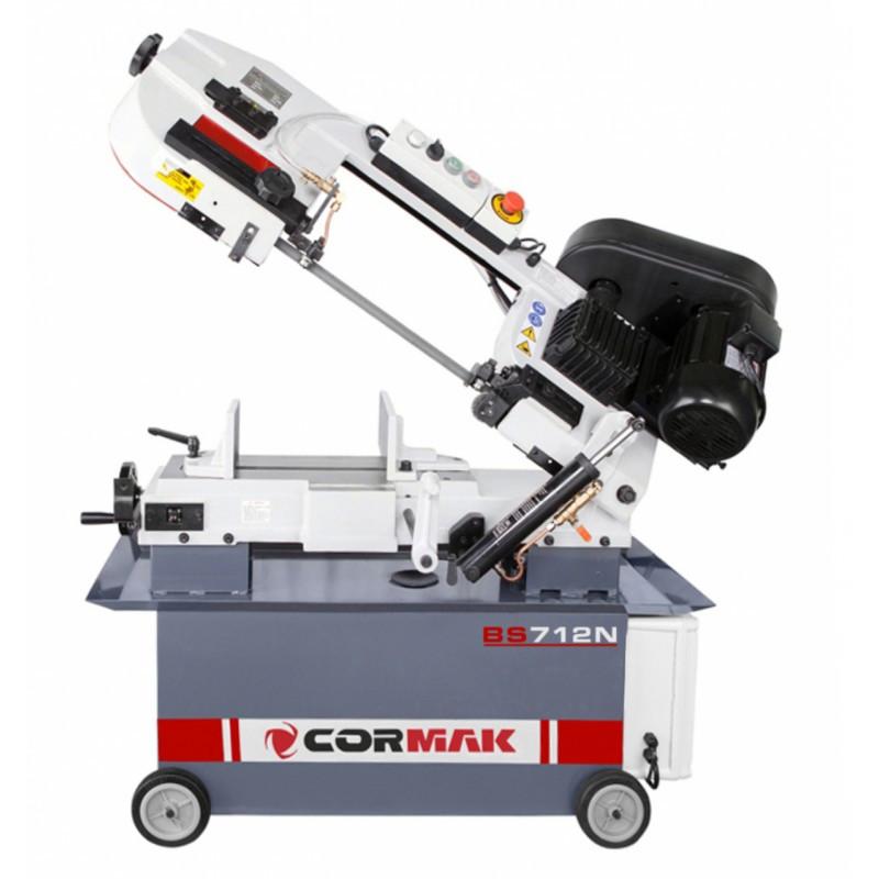 Стрічкова пила CORMAK BS 712 N 230-400 V
