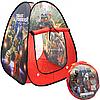 Детская игровая палатка Jiа Yu Toy Trade «Трансформеры», 70х70х90 см (J1040)
