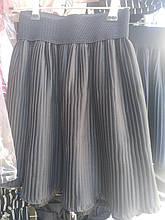 Школьная юбка для девочки р. 122-140 опт