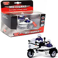 Машинка игровая «TechnoPark» мотоцикл со световыми и звуковыми эффектами (CT1247/2US)