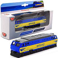 Машинка игровая «TechnoPark» поезд металл (SB-16-07)