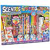 Игровой набор для творчества ароматные фломастеры Scentos Фруктомания, 20 элементов (42132)