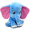 М'яка іграшка Копиця «Слон 001», хутро штучне, 32 см (00111-2)
