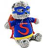 М'яка іграшка Копиця «Супер Котик», хутро штучне, 35 см (00067-51)