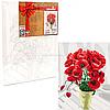 Картина за номерами Ідейка «Букет для матері» 50x40 см (кно3065)