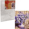 Картина за номерами Ідейка «Букет польових квітів» 50x40 см (КНО3020)