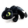 Мягкая игрушка Ночная Фурия «Как приручить дракона», Дракоша KinderToys, 45*15*15 см, (00688-8)