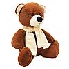 М'яка іграшка плюшевий Ведмедик «Амур» Копиця, хутро штучне, коричневий, 44*20*12 см, (00707-30)