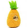 Мягкая игрушка подушка «Ананас» (Копиця) 45х25х12 (00284-07)