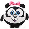 Мягкая игрушка подушка «Панда» (Копиця) 29х29х12 (00280-8)